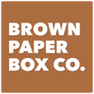 BROWN PAPER BOX CO.